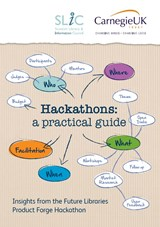 Front page of the Carnegie UK Hackathon Guide, published March 2017